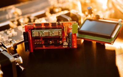 L'Arduino est l'un des matériaux pour un logiciel de développement